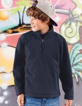 Children´s Quarter Zip Outdoor Fleece