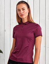 Women`s Coolchecker Piqué Polo