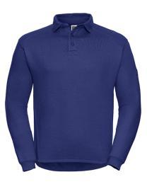 Heavy Duty Workwear Collar Sweatshirt